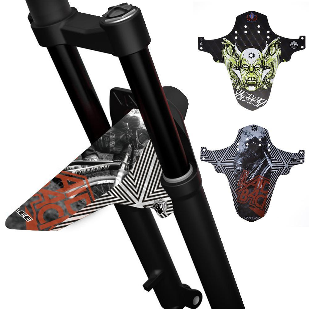 1 Pc Guardabarros De Bicicleta De Carretera Mtb Bicicleta De Montaña Guardabarros Delantero Bicicleta Guardabarros Suave Limpiador De Bicicleta Calidad Primero