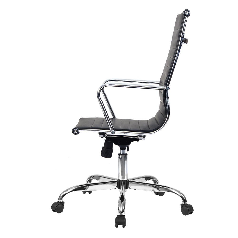 aliexpresscom  buy modern ergonomic office chair pu leather  - aliexpresscom  buy modern ergonomic office chair pu leather highmed backexecutive computer desk hw from reliable computer mother suppliers on
