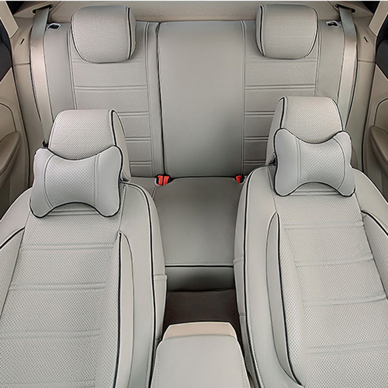 CARTAILOR Auto Seat Soportes para Ford Explorer 2016 2018 2013 Fundas - Accesorios de interior de coche - foto 5