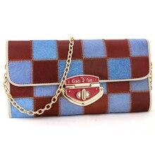 Подлинной натуральной кожи на ремне , бренд женщин бумажник короткая конструкция леди сцепление кошелек кожи Cartera высокое качество