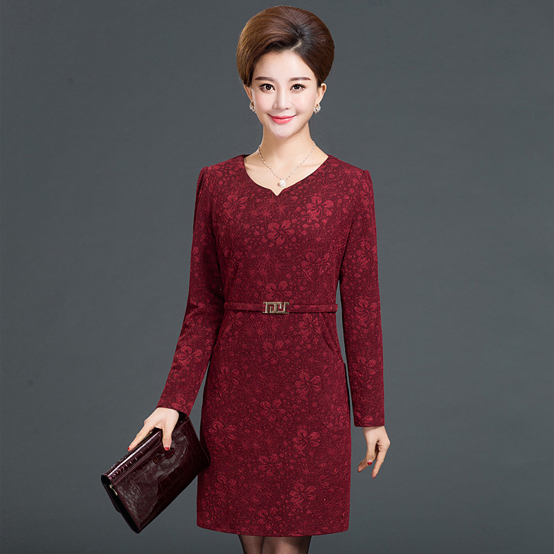 Online Buy Wholesale dresses for older women from China dresses ...