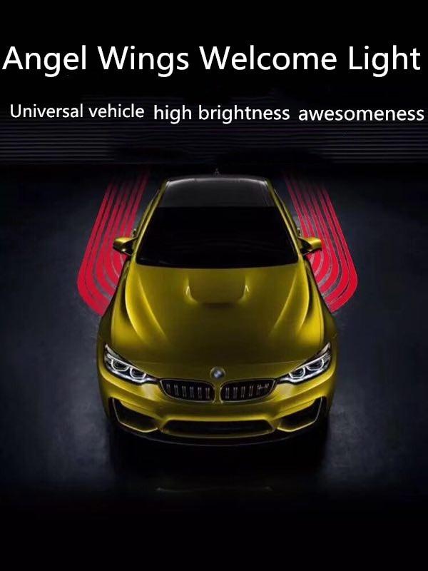 Qirun led Greeting Atmosphere Decorative Daylights Brake Fog lamp Reverse Headlight Turn signal for BMW Alpina B7L xDrive i3 i8