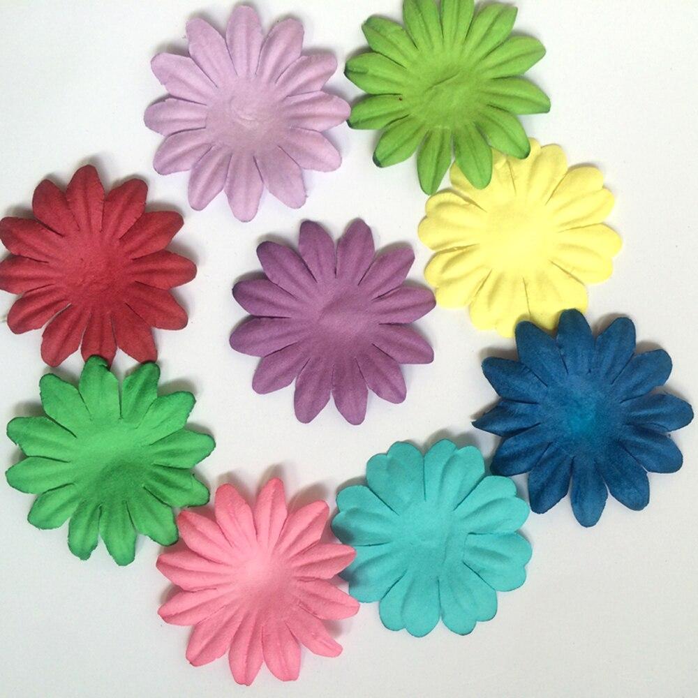 50cm Craft Paper Petals Embellishments Paper Flowers For