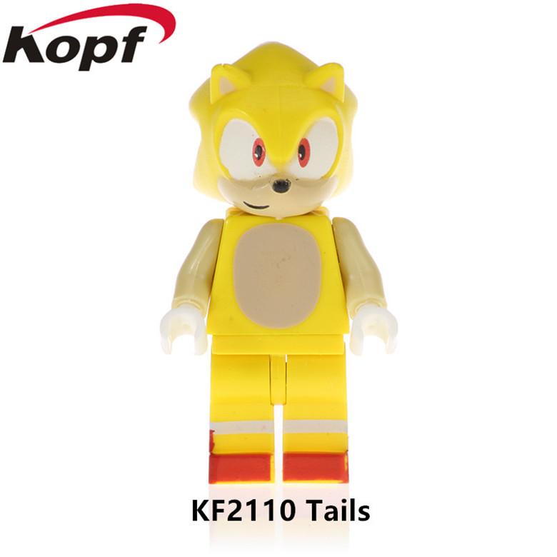 Single Sale Super Heroes Adventure Game Shadow The Black Knight Bricks Tails Model Building Blocks For Kids Gift Toys KF2110