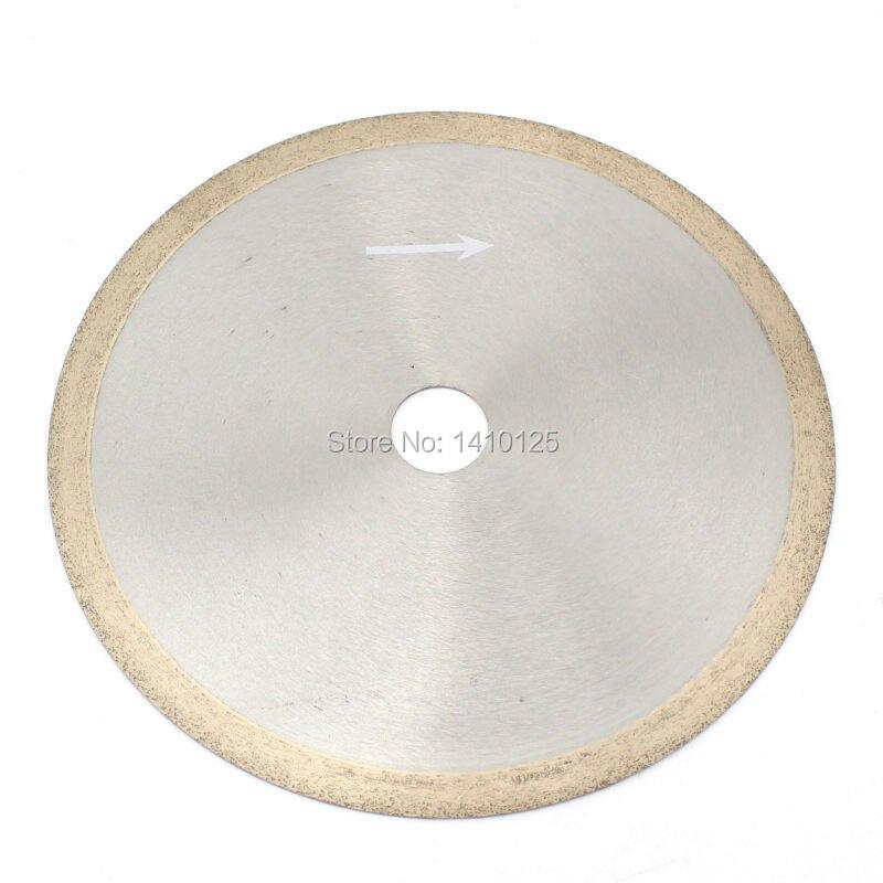 12 14 16 дюймов 300 400 мм x 20 мм Алмазный непрерывный обод пилы стекло влажной резки лезвие Арбор 3/4 5/8