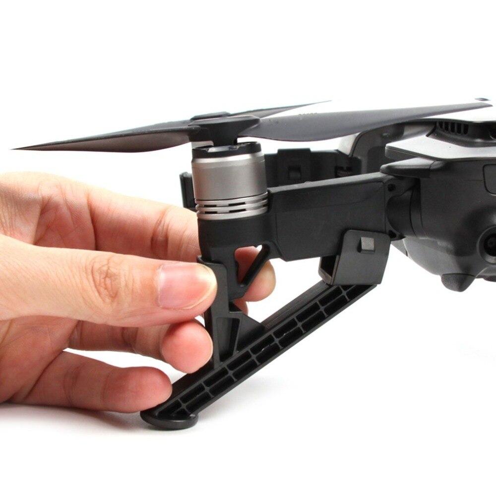 4 piezas aumentar altura Landing Gear para DJI Mavic aire aumentar trípode RC Drone accesorios de piezas de repuesto