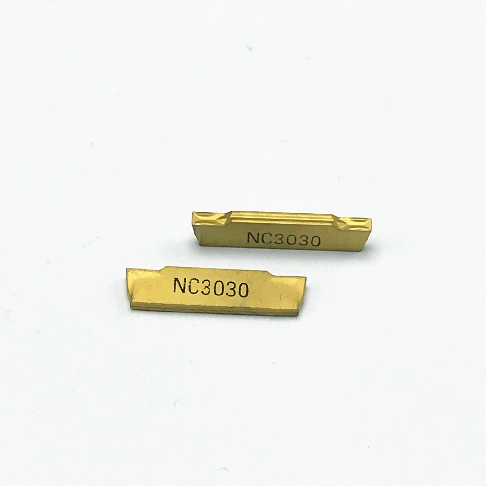 MGMN150 G PC9030 NC3020 NC3030 Grooving Carbide Inserts MGMN 150 High Quality Lathe Cutter Turning Tool Parting And Grooving
