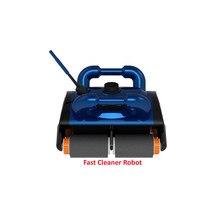 de77b6d2 Aspiradora robótica automática AB en el suelo aspiradora de piscina mejor  para 100-300m2, función de limpieza de escalada en la .