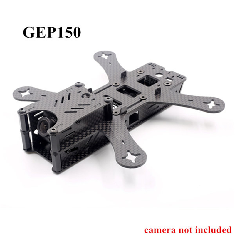 FPV Racing GEPRC FPV GEP150 150MM Carbon Fiber Frame Kit With PDB WS28128 LED Board RC Multirotors Multicopter Spare Parts наушники akg n20 silver