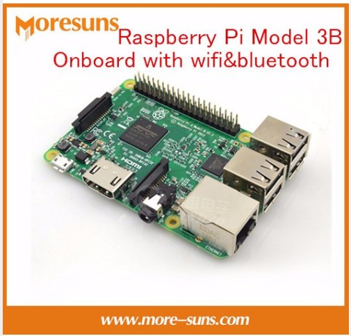 5 pcs/lot livraison gratuite rapide pour Raspberry pi2 modèle B/Raspberry Pi modèle 3 B carte de développement