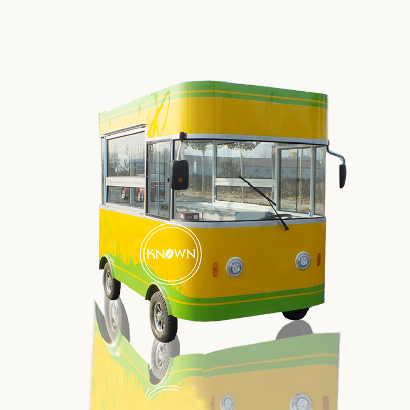 hot dog food cart new mobile food trailer hamburgers carts ...