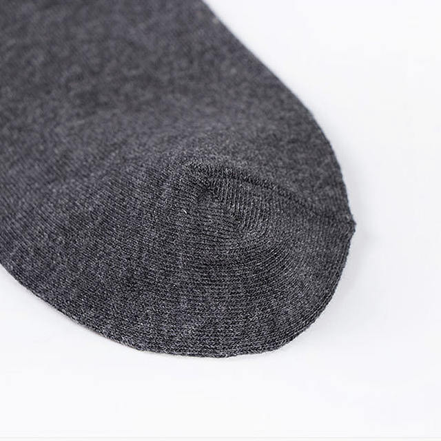 High Quality Warm Summer Casual Men's Business Socks 8 Colors Fashion Men Five Fingers Separate Toe Soft Cotton Socks