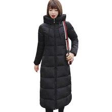 Hooded สตรีฤดูหนาวเสื้อแจ็คเก็ต thicken WARM