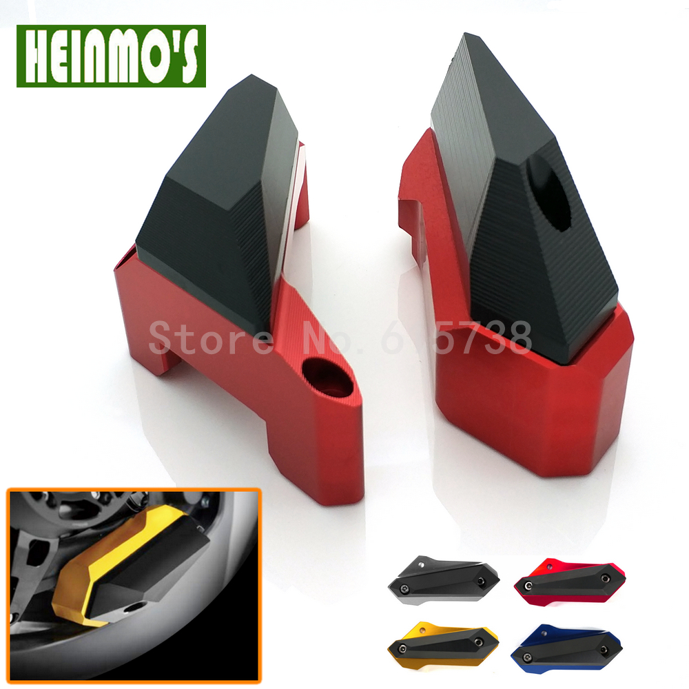 New Motorcycle Red Engine Stator Cover Frame Slider Protector For Yamaha YZF R25 2013-2015,YZF R3 2015-2017,MT03 MT25 2015-2016