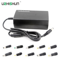 Universal Notebook Power Supply Car Charger Adapter Computer Adjustable voltage for hp dell Laptop Adapter Power plug