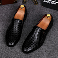 Мужская Обувь Новый Итальянский Стиль Люксовый Бренд Натуральная Кожа Случайные Вождения Oxfords Обувь Мужская Мокасины Мокасины Партия Обуви