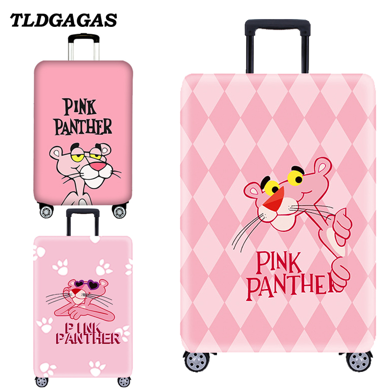 TLDGAGAS 3D Digital Stretch Fabric Luggage Protective Cover Suit 18-32 Inch Trolley Suitcase Case Covers Travel Accessories Suit