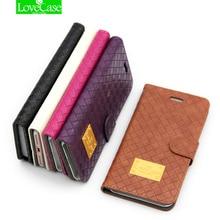 Для Samsung Galaxy S7 Край Дело Luxury PU Кожаный Бумажник Телефон Сумка Крышка случая Ультра Тонкий Чехол Для Galaxy S6 S7 Край Капа