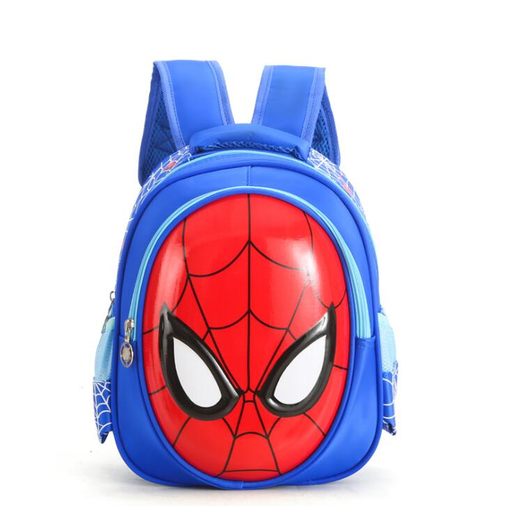 Children School Backpack Spider Man Kids School Bags For Children Amazing Spiderman Schoolbag Baby Boys Small Backpack Bag B67
