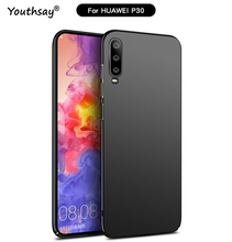 Cover For Huawei P30 Case Ultra Thin PC Slip Protective Fundas 6.1 Hard case