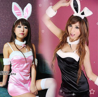 Rpg טייוואן ארנב ארנב אחיד תלבושות הלבשה תחתונה נשים מסיבת dress dress קוספליי