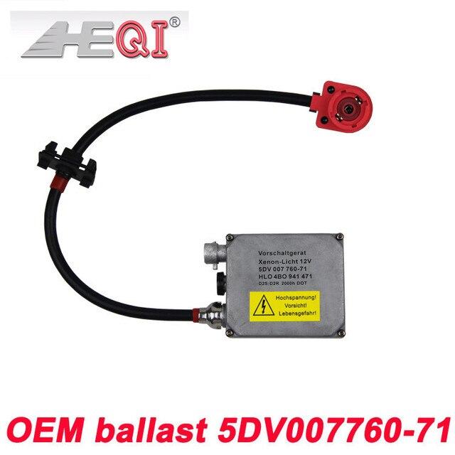 for bmw 5series e39 original xenon headlight discharge ballast