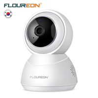 FLOUREON YI Cloud Storage IP Camera 1080P HD 2.0MP Night Vision PTZ Smart Baby Crying Detection Monitor Home Surveillance Camera