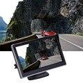5 ''polegadas Universal Digital High-definition HD Carro Otário Car Reversa Câmera de Monitoramento de Exibição 3 W 480RGBx272 para revisão da câmera