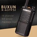 (1 PCS)Black Walkie Talkie UHF 400-470 MHz MINI-handheld transceiver two way Ham Radio communicator