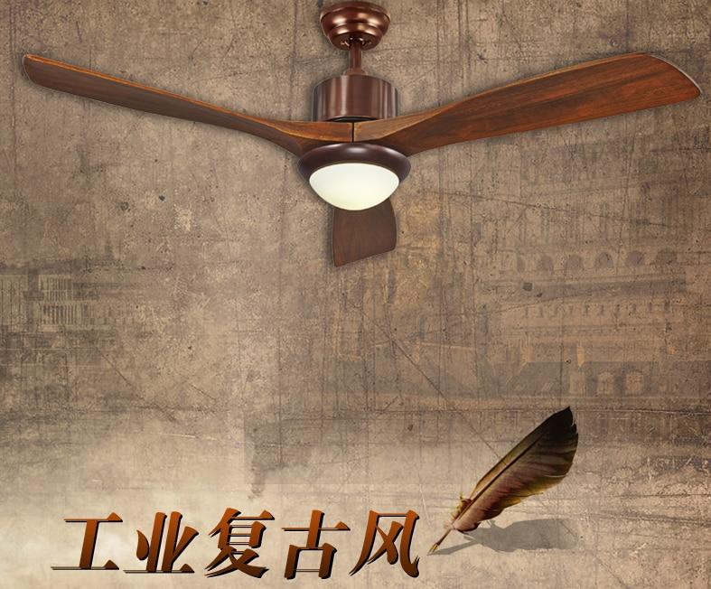 Compra industriales ventiladores de techo online al por - Ventiladores de techo de madera ...