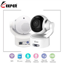 KEEPER HD 2 0MP 1080P Wireless IP Camera Video Surveillance Security WiFi With Bluetooth PTZ Motion