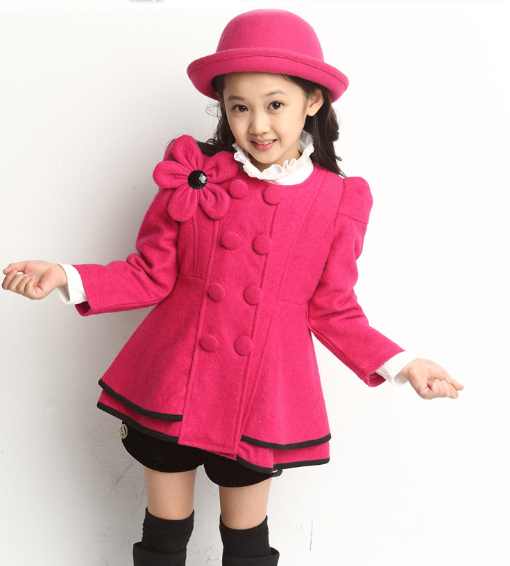 winter jackets for girls kids autumn&winter outerwear girls winter ...