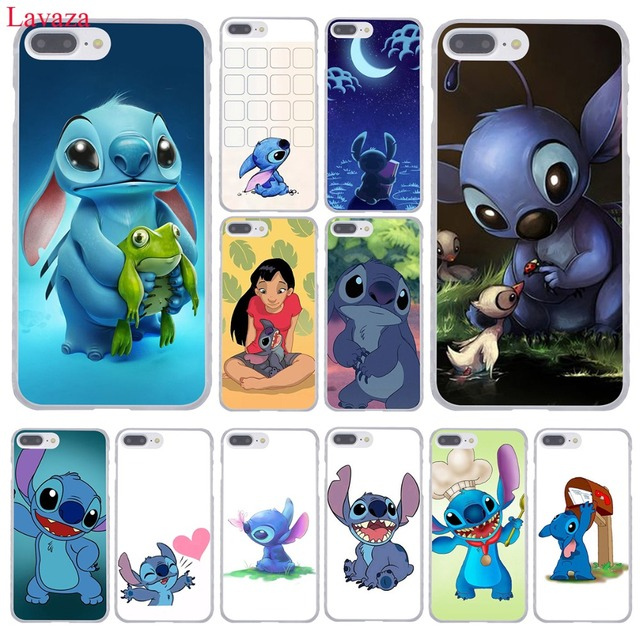 watch 4d851 15814 US $1.99 22% OFF|Lavaza cute cartoon Lilo Stitch Hard Phone Case for Apple  iPhone XR XS Max X 8 7 6 6S Plus 5 5S SE 5C 4S 10 Cover 8Plus Cases-in ...