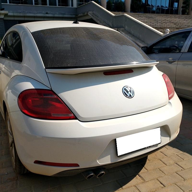 Rouge JYTNB Spoiler arri/ère Convient pour VW Beetles 2013 /à 2018 becquet arri/ère Noir Brillant Rouge