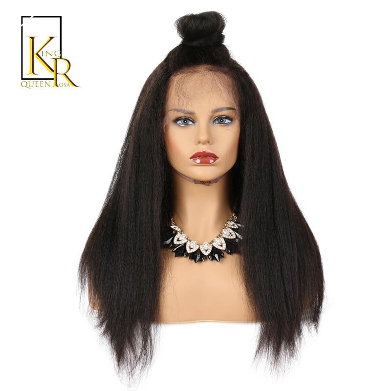 Hårpapper med hela spetsar för kvinnor Remy Brazilian Kinky - Mänskligt hår (svart) - Foto 4