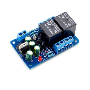 Image 5 - Speaker Protection Board Component Audio Amplifier DIY Boot Delay DC Protect DIY Kit for Stereo Amplifier Double