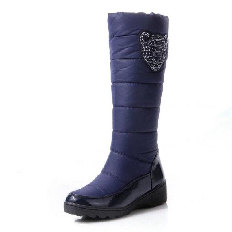 Online Get Cheap Womens Snow Boots Winter Non Slip -Aliexpress.com ...