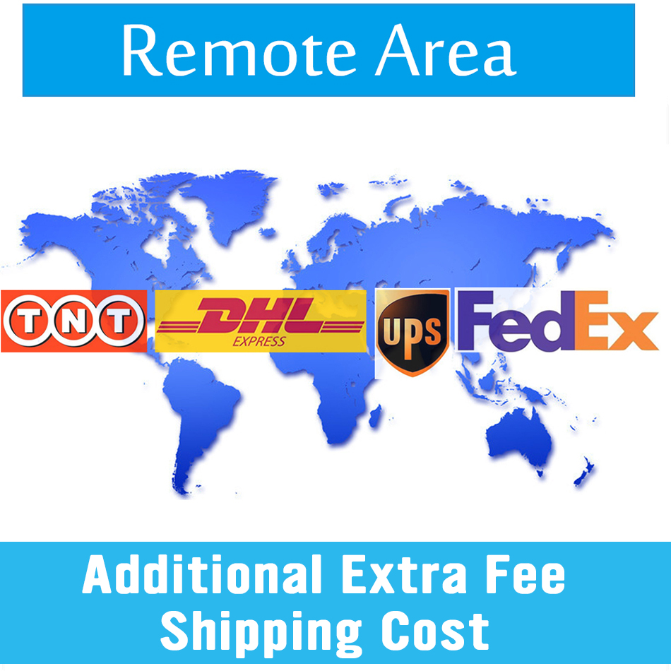 ФОТО The  Additional Extra SRemote Areahipping Cost For CCTV System 40 USD