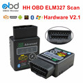 New Advanced ELM327 Mini V2.1 Auto Scanner Bluetooth HH OBD ELM 327 Diagnostic Interface Vgate ELM327 Support 7 OBDII Protocols
