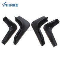 smRKE For Mercedes B180 B200 2013 Car Mud Flaps Splash Guards Fender Mudguard Splasher Mudapron Front Rear Full Set 4Pcs
