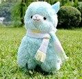 Venda quente 45 cm Japão Alpacasso Alpaca Ursos de Pelúcia Brinquedos Com Earmuff Jumbo Brinquedo de Pelúcia Brinquedos de Pelúcia Animais Crianças Alpaca Natal presentes