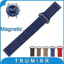 18mm 20mm 22mm 24mm Genuine Leather Watch Band Quick Release Strap for Breitling Belt Wrist Bracelet