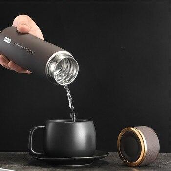 gourde thermos futuriste