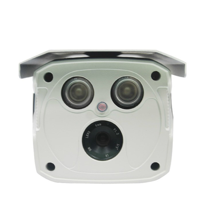 ФОТО Outdoor waterproof high-definition 5.0MP IP camera Onivf H.265 network P2P infrared night vision security monitoring