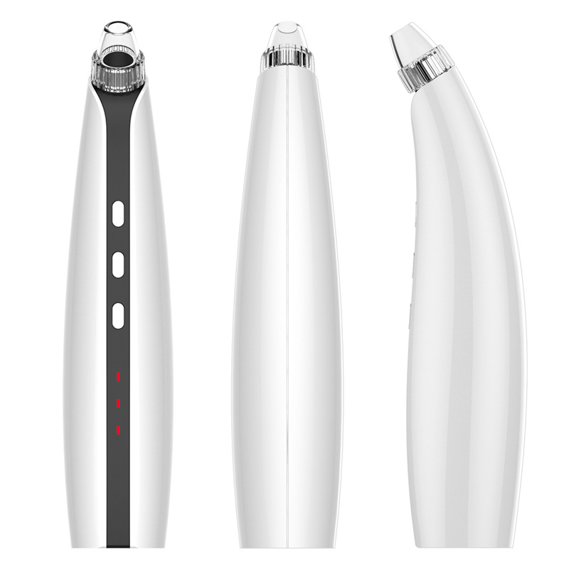 Simple Household Blackhead Instrument, Blackhead Vacuum Electric Pore Vacuum With Upgrade , 3 Model IPL Beauty Lamp Technology