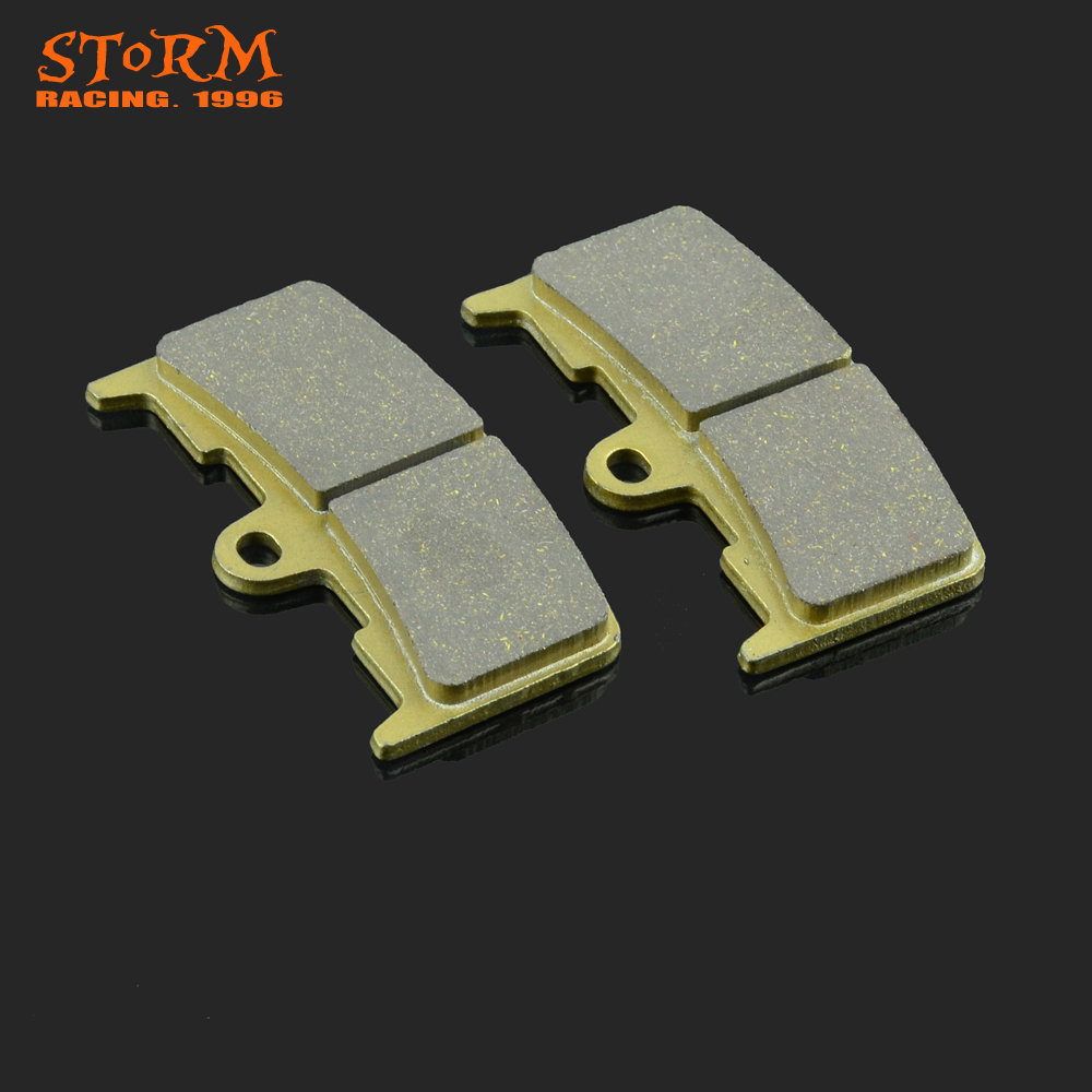 Motorcycle Front Caliper Brake Pads For BUELL FIREBOLT XB9S XB9SX XB9 SX XB 12 S R SS SCG X XT STT XB12S XB12R XB12SS XB12X ...