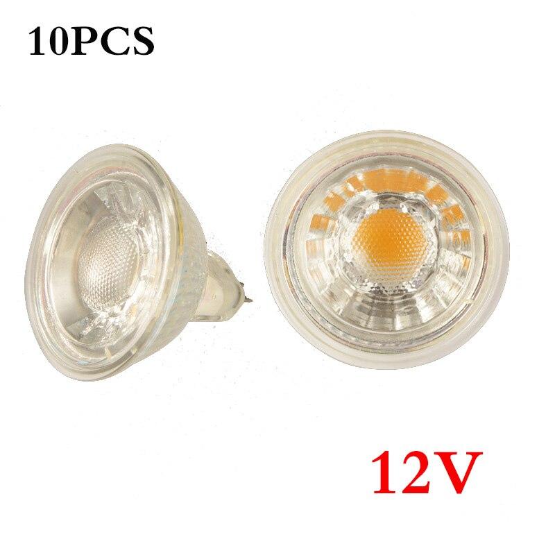 Aliexpress.com : Buy High lumen CREE COB MR16 12V GU5.3 LED spot ...