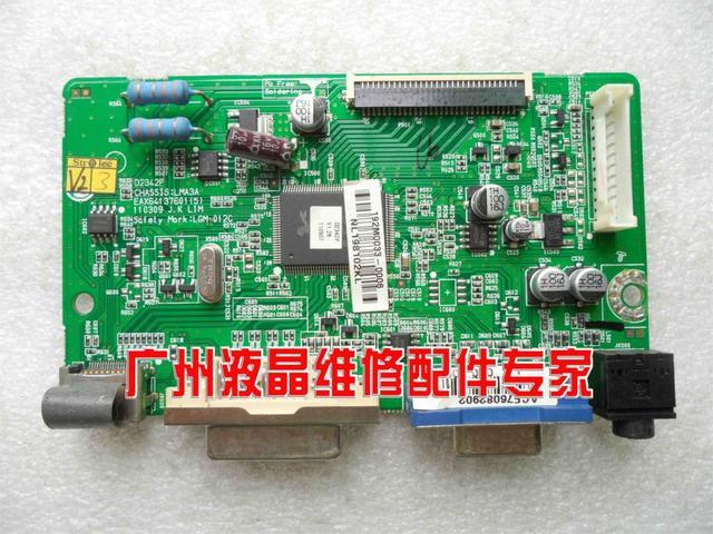 Free shipping  D2342P drive plate EAX64137601 (5) LMA3A M-012C board