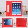 Горячая Продажа Для iPad Air iPad 5 Case Дети Безопасный пены EVA Противоударный Case Силиконовые Ручки Стенд Детские Защитная Крышка Shell