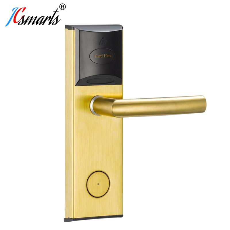 cerraduras para puertas electronicicas elektromagnetické dveřní zámky inteligentní hotelový zámek se softwarem pro správu